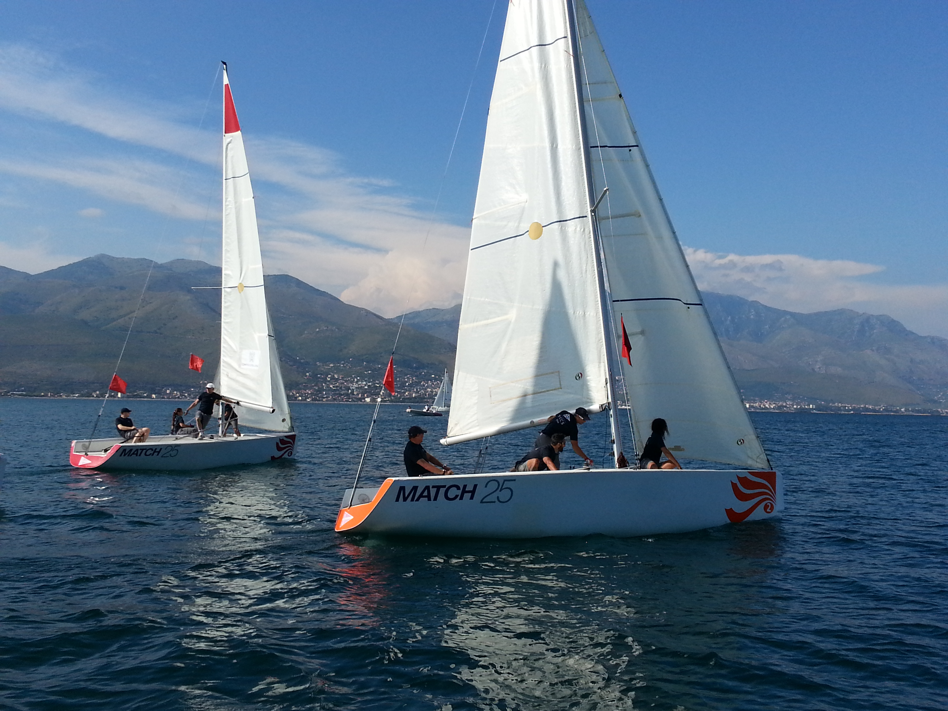 Yacht Club Costa Smeralda clinch 2K Gaeta on final run. - NEWS - Yacht Club Costa Smeralda