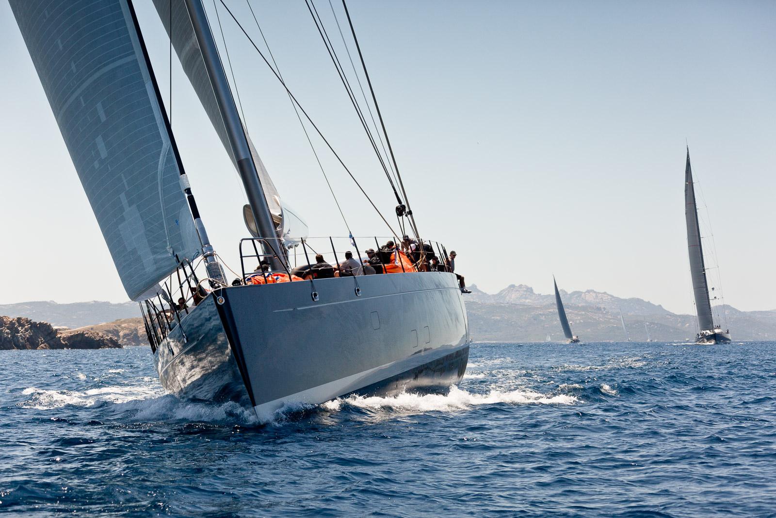 GANESHA VITTORIOSO ALLA DUBOIS CUP - NEWS - Yacht Club Costa Smeralda