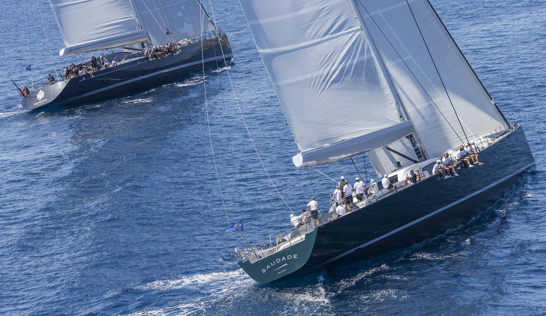 BATTAGLIA IN CORSO ALLA LORO PIANA SUPERYACHT REGATTA - NEWS - Yacht Club Costa Smeralda