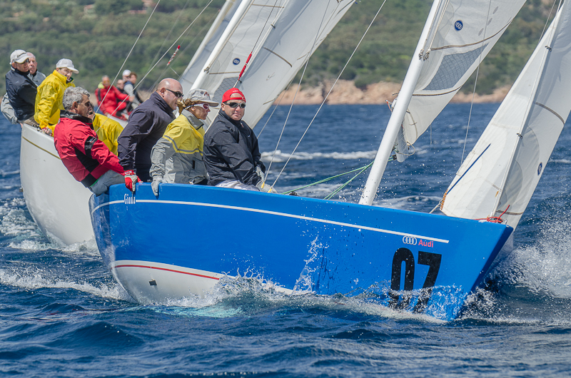 FIRST EVENT OF 2015 AT YCCS PORTO CERVO - NEWS - Yacht Club Costa Smeralda