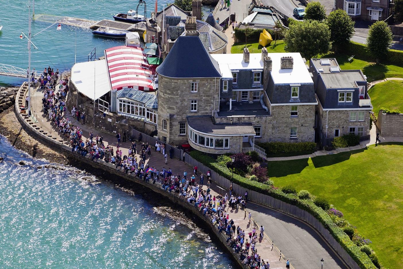 YCCS AT BICENTENARY INTERNATIONAL REGATTA IN COWES - NEWS - Yacht Club Costa Smeralda