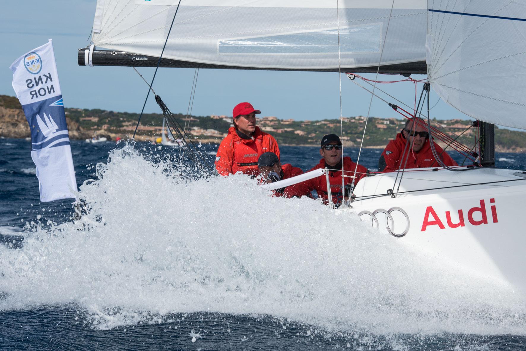 LA SAILING CHAMPIONS LEAGUE PRENDE IL VOLO - NEWS - Yacht Club Costa Smeralda
