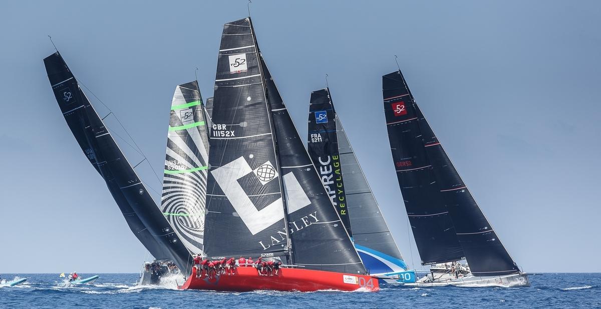 BATTAGLIA AI VERTICI DELLA CLASSIFICA - NEWS - Yacht Club Costa Smeralda