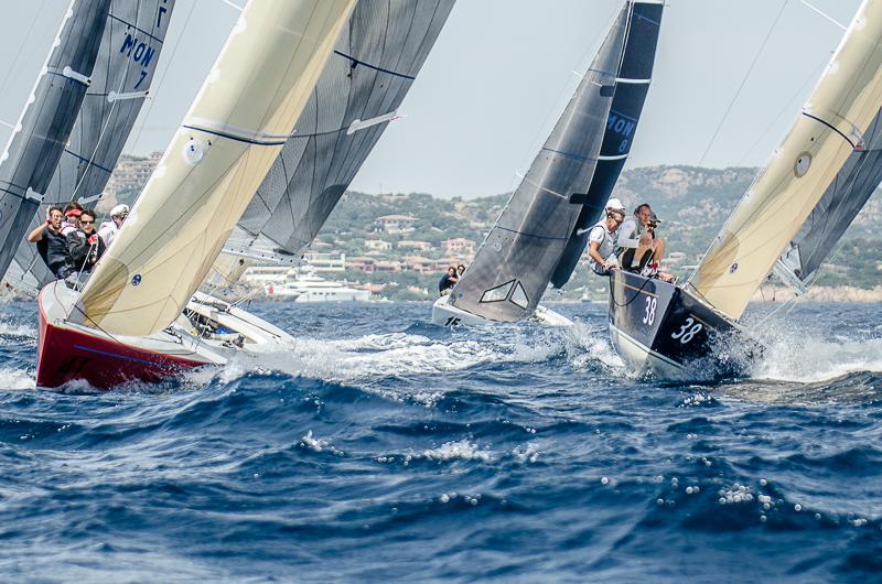 TUTTO PRONTO PER LA COPPA EUROPA SMERALDA 888 - NEWS - Yacht Club Costa Smeralda