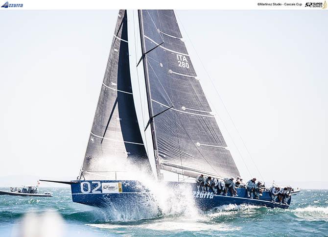 AZZURRA AL COMANDO CON UNA DOPPIETTA GRANDIOSA - NEWS - Yacht Club Costa Smeralda