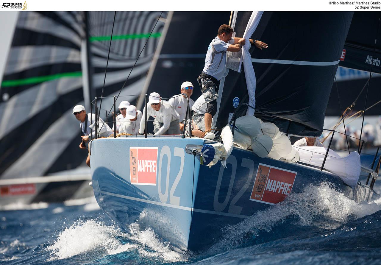 TUTTO PRONTO PER IL GRAN FINALE DELLA 52 SUPER SERIES - NEWS - Yacht Club Costa Smeralda