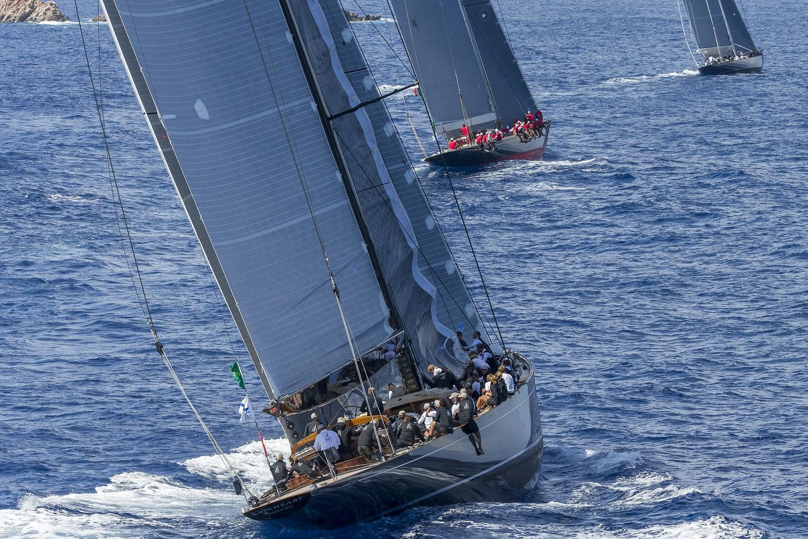 GRAN FINALE DI STAGIONE ALLO YCCS - NEWS - Yacht Club Costa Smeralda