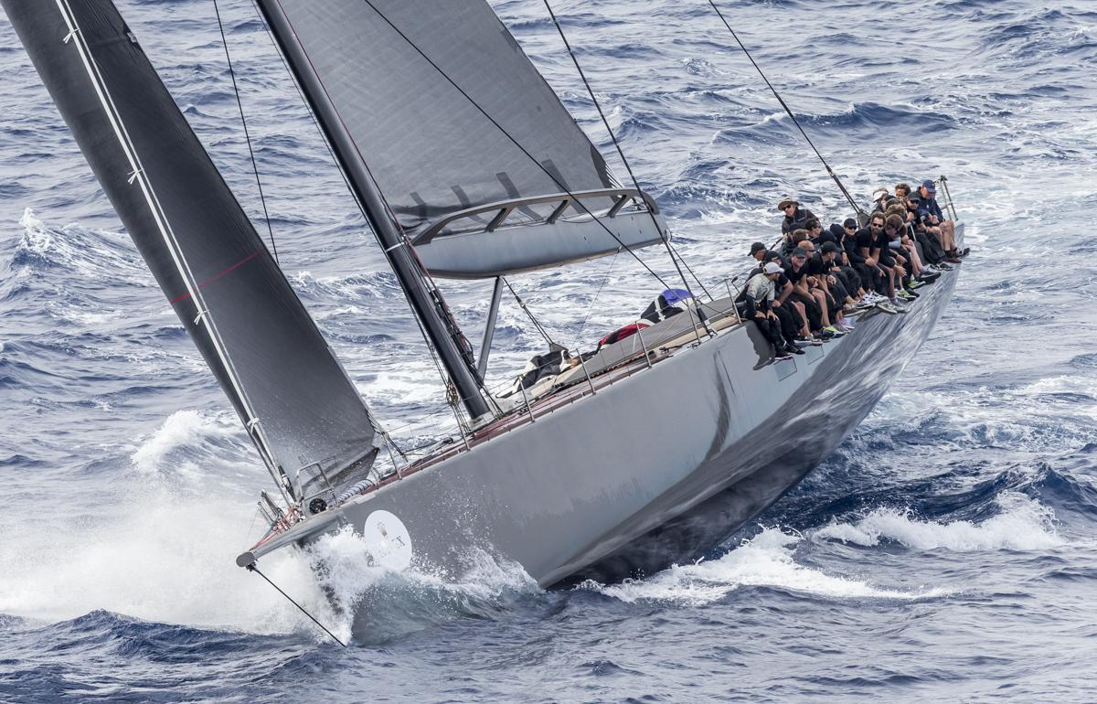 MAXI SFIDE SENZA ESCLUSIONE DI COLPI - NEWS - Yacht Club Costa Smeralda