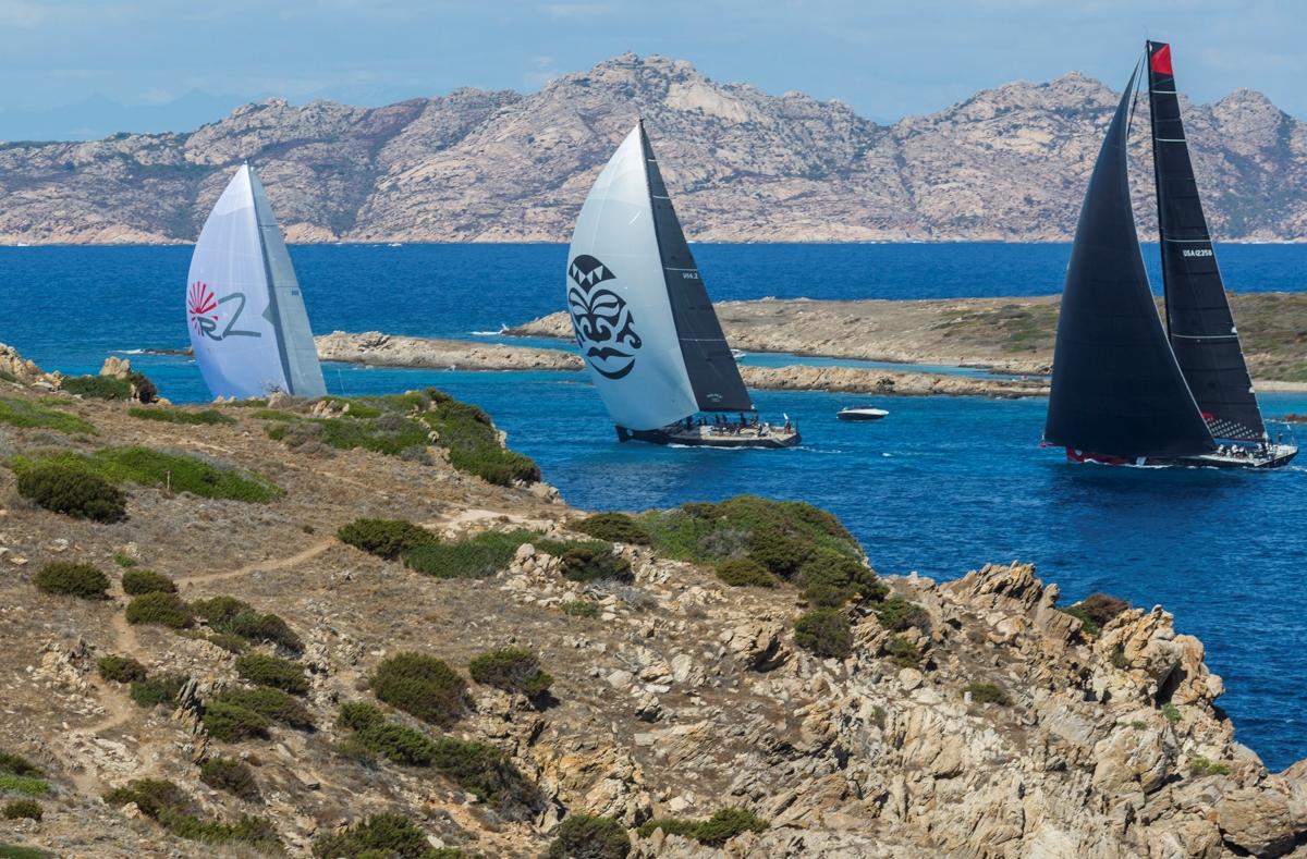 MAXI YACHT PRONTI PER LA RESA DEI CONTI - NEWS - Yacht Club Costa Smeralda