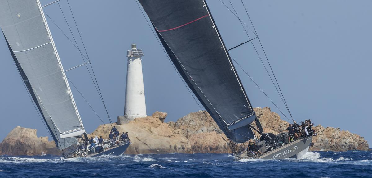 GRAN FINALE PER LA MAXI YACHT ROLEX CUP 2015 - NEWS - Yacht Club Costa Smeralda