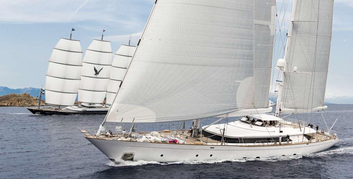 CONTINUA LO SHOW DELLA PERINI NAVI CUP - NEWS - Yacht Club Costa Smeralda