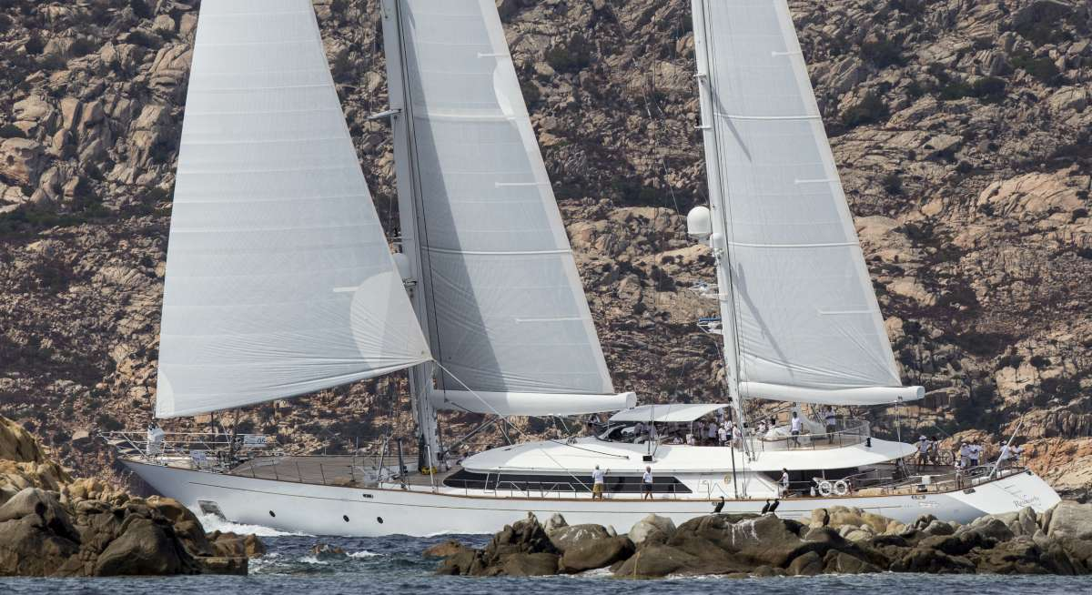 PRIMO GIORNO DELLA PERINI NAVI CUP - NEWS - Yacht Club Costa Smeralda