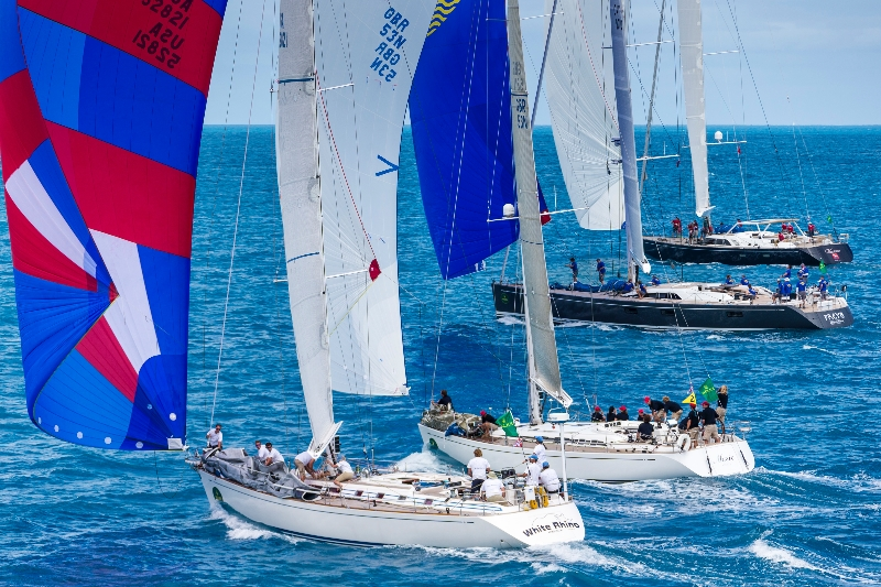 Countdown to the Rolex Swan Cup Caribbean 2015 - NEWS - Yacht Club Costa Smeralda