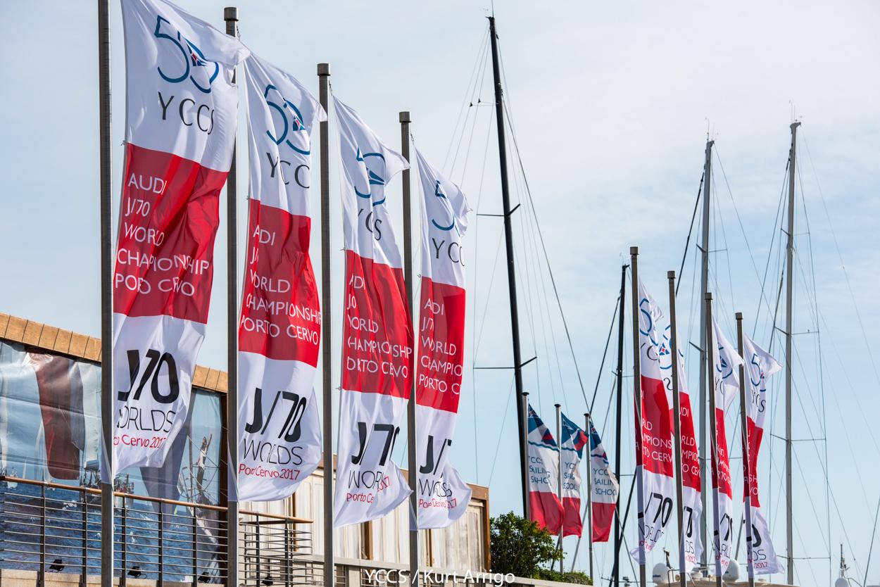 Audi J/70 World Championship - Porto Cervo 2017