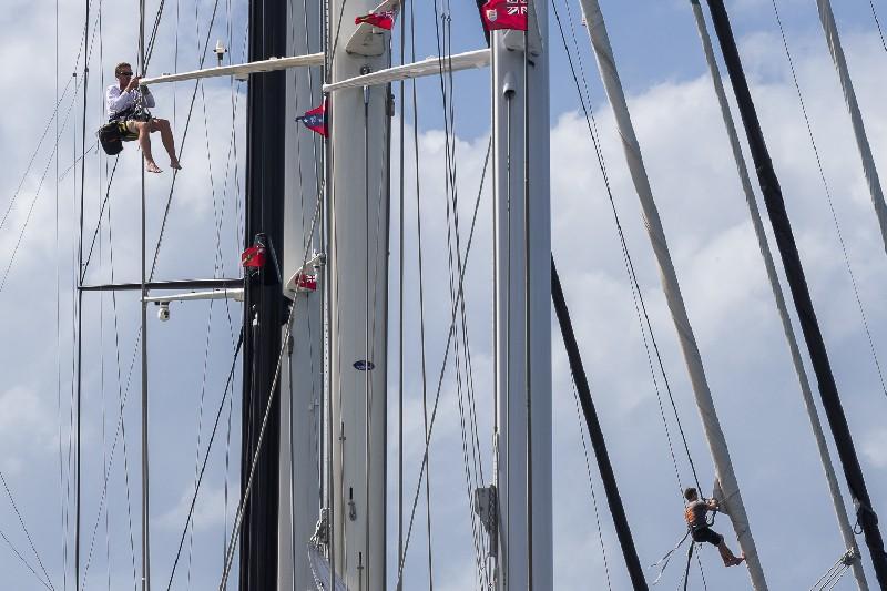 Loro Piana Caribbean Superyacht Regatta and RendezVous - Virgin Gorda 2016