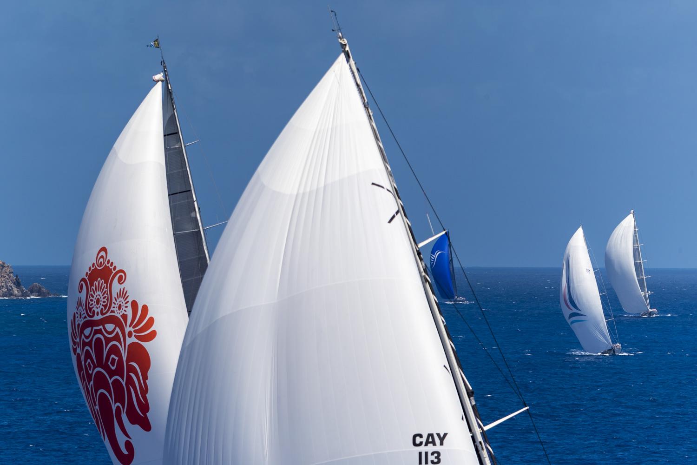 Loro Piana Caribbean Superyacht Regatta and RendezVous - Virgin Gorda, BVI 2017