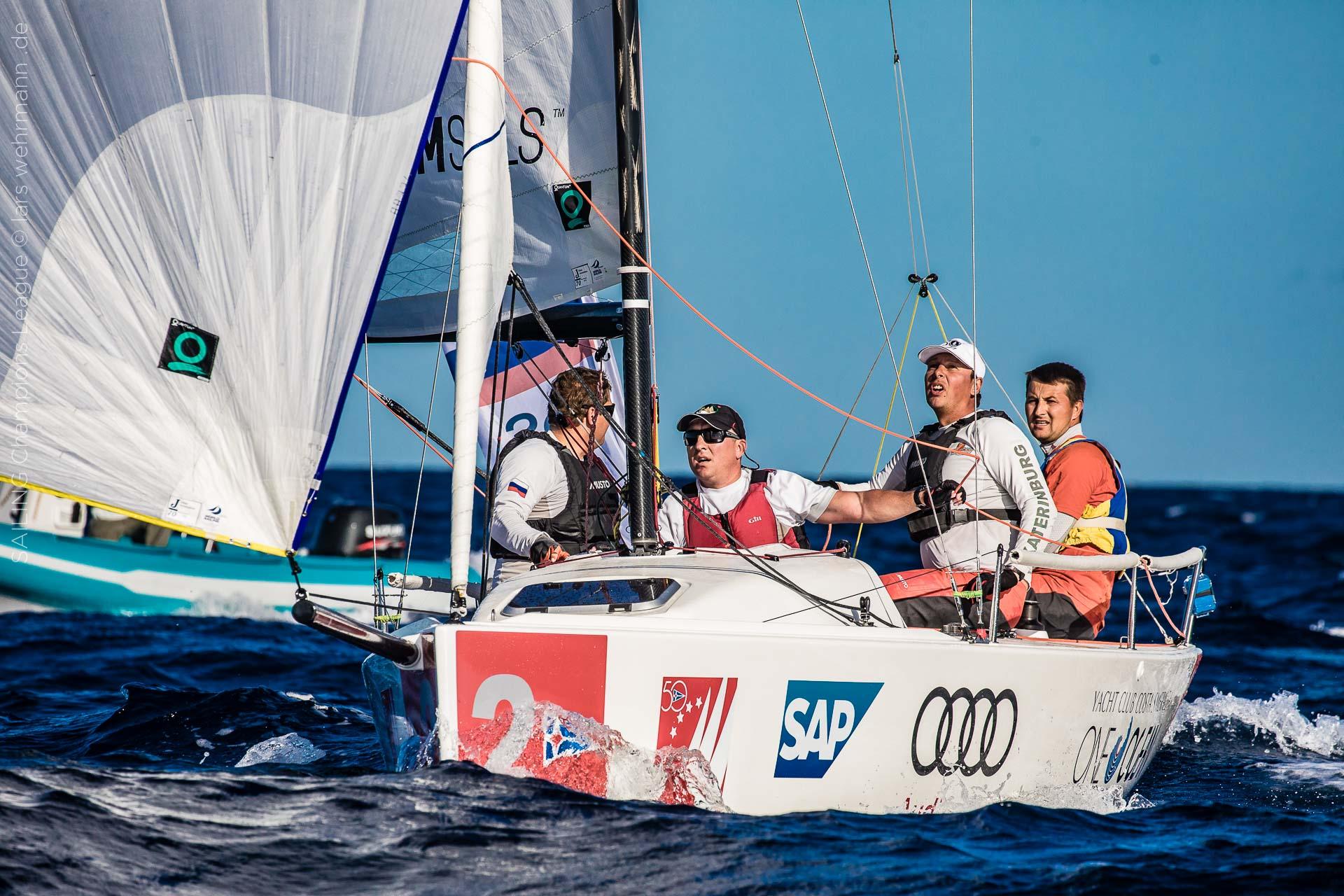 Audi Sailing Champions League Final - Porto Cervo 2017