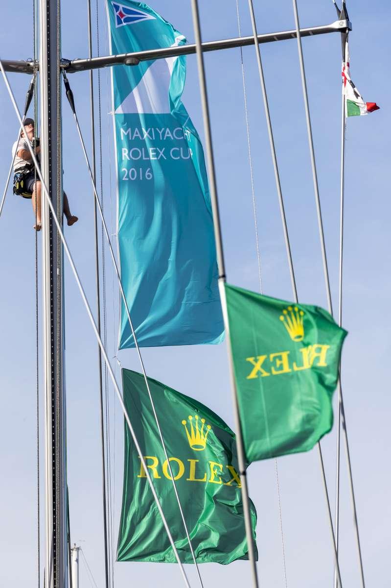 Maxi Yacht Rolex Cup & Rolex Maxi 72 World Championship - Porto Cervo 2016