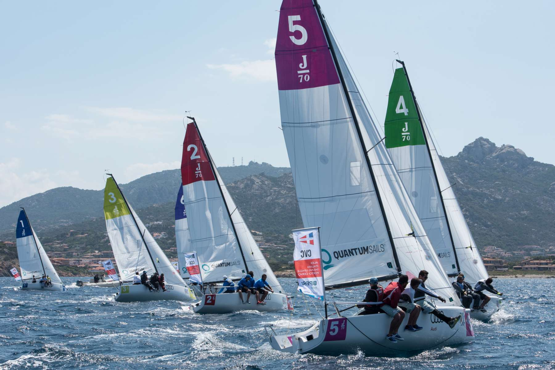 Audi Italian Sailing League - Final - Porto Cervo 2018