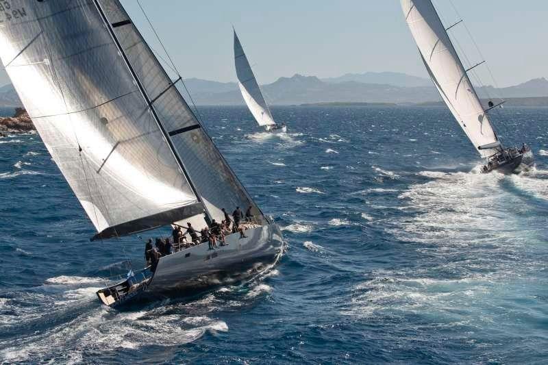 Loro Piana Superyacht Regatta - Porto Cervo 2009