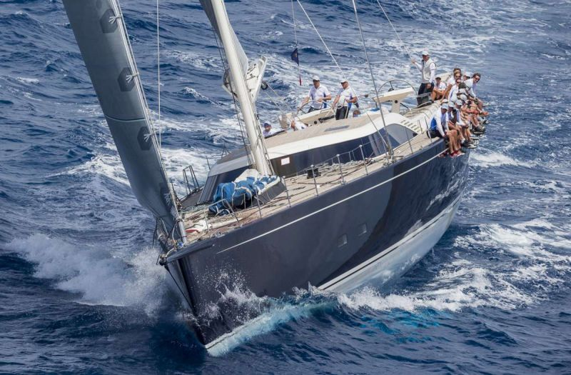 Loro Piana Caribbean Superyacht Regatta and RendezVous - Virgin Gorda, BVI 2014
