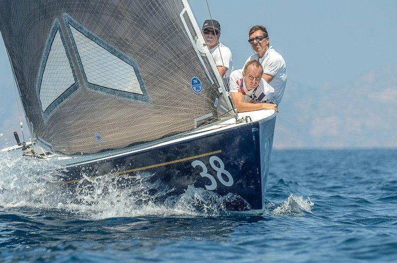 Coppa Europa Smeralda 888 - - Porto Cervo 2014