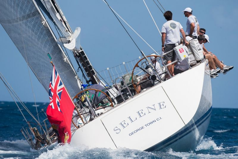 Rolex Swan Cup Caribbean - Virgin Gorda, BVI 2015
