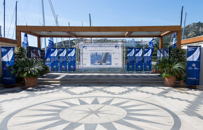 Loro Piana Superyacht Regatta - Porto Cervo 2015