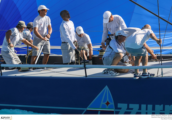 AZZURRA GUARDA ALLA 52 SUPER SERIES MIAMI IN MARZO - NEWS - Yacht Club Costa Smeralda