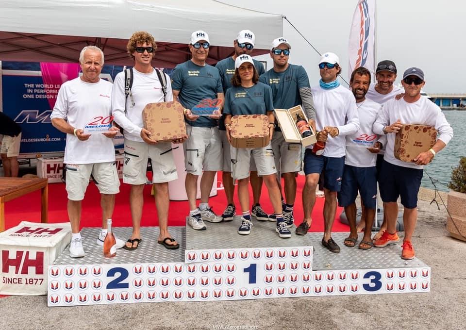 Melges 20 World League: vince Brontolo del socio YCCS Pacinotti - NEWS - Yacht Club Costa Smeralda