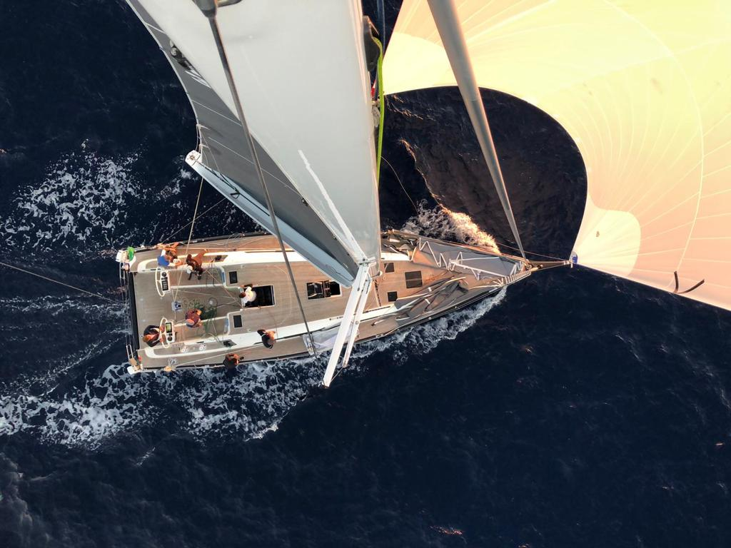 Rolex Middle Sea Race, Third place for our Club Member Stoppani - NEWS - Yacht Club Costa Smeralda