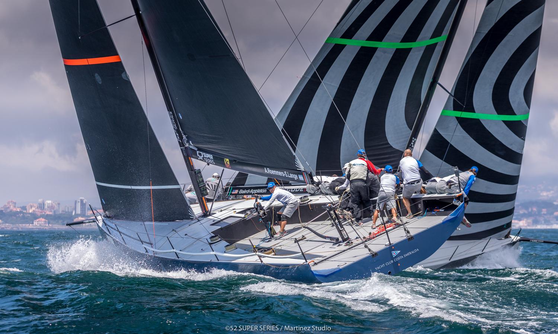 I risultati dei soci YCCS nelle regate del NYYC, 52 Super Series e Melges 24 - NEWS - Yacht Club Costa Smeralda
