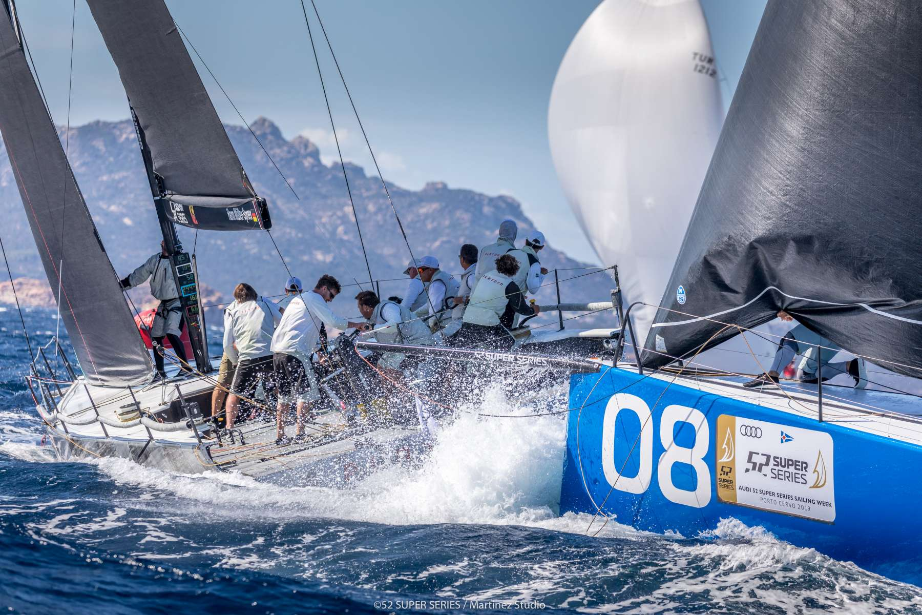 AUDI 52 SUPER SERIES SAILING WEEK - PHOTO DAY 2 ONLINE - NEWS - Yacht Club Costa Smeralda