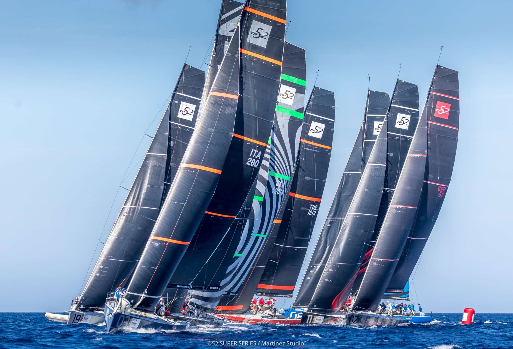 AUDI 52 SUPER SERIES SAILING WEEK - FOTO DAY 4 ONLINE - NEWS - Yacht Club Costa Smeralda