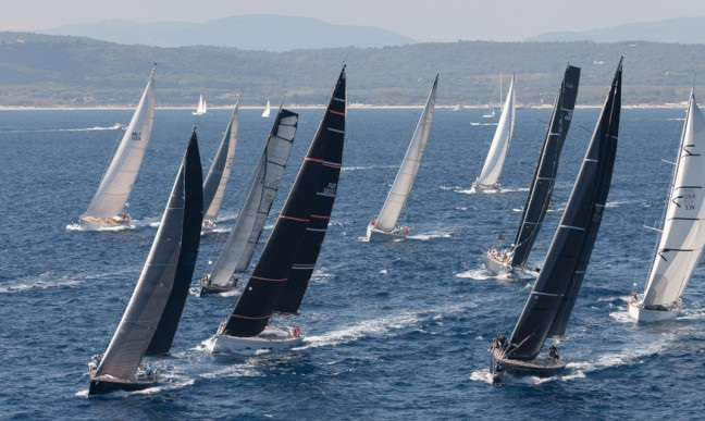 Les Voiles De Saint-Tropez,winning YCCS Members - NEWS - Yacht Club Costa Smeralda
