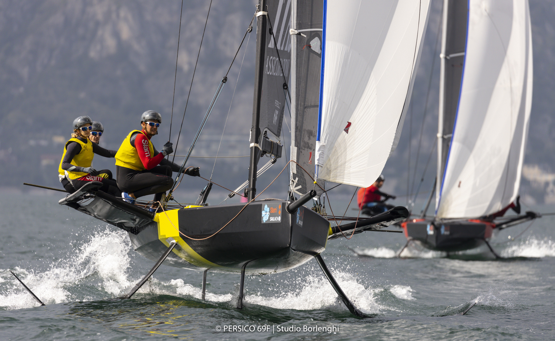 Young Azzurra vince e convince   - NEWS - Yacht Club Costa Smeralda
