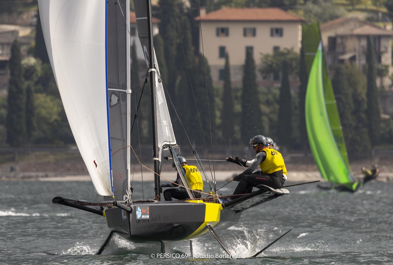 Young Azzurra pronta per il terzo Grand Prix Persico 69F  - NEWS - Yacht Club Costa Smeralda