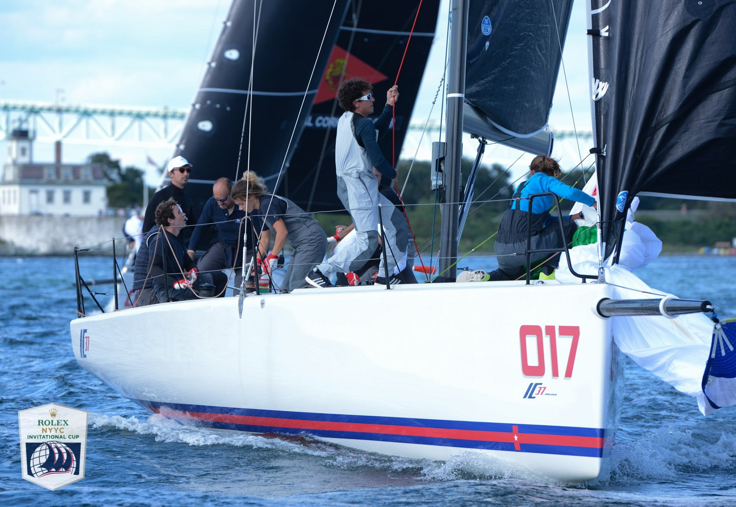 The YCCS Race Team at the Rolex NYYC Invitational Cup - NEWS - Yacht Club Costa Smeralda
