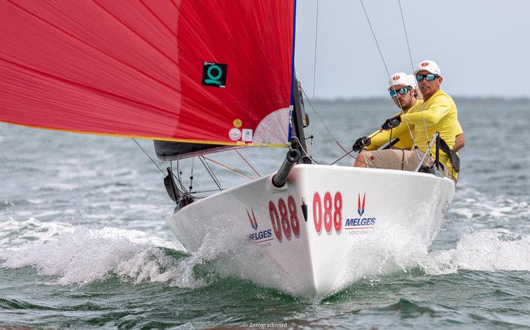 Il Socio YCCS Federico Michetti impegnato nel Melges 20 World Championship - NEWS - Yacht Club Costa Smeralda