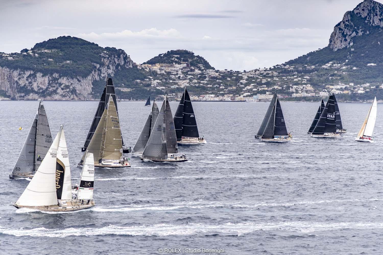 I soci dello YCCS allo Star European Championship e alla Rolex Capri Sailing Week  - NEWS - Yacht Club Costa Smeralda