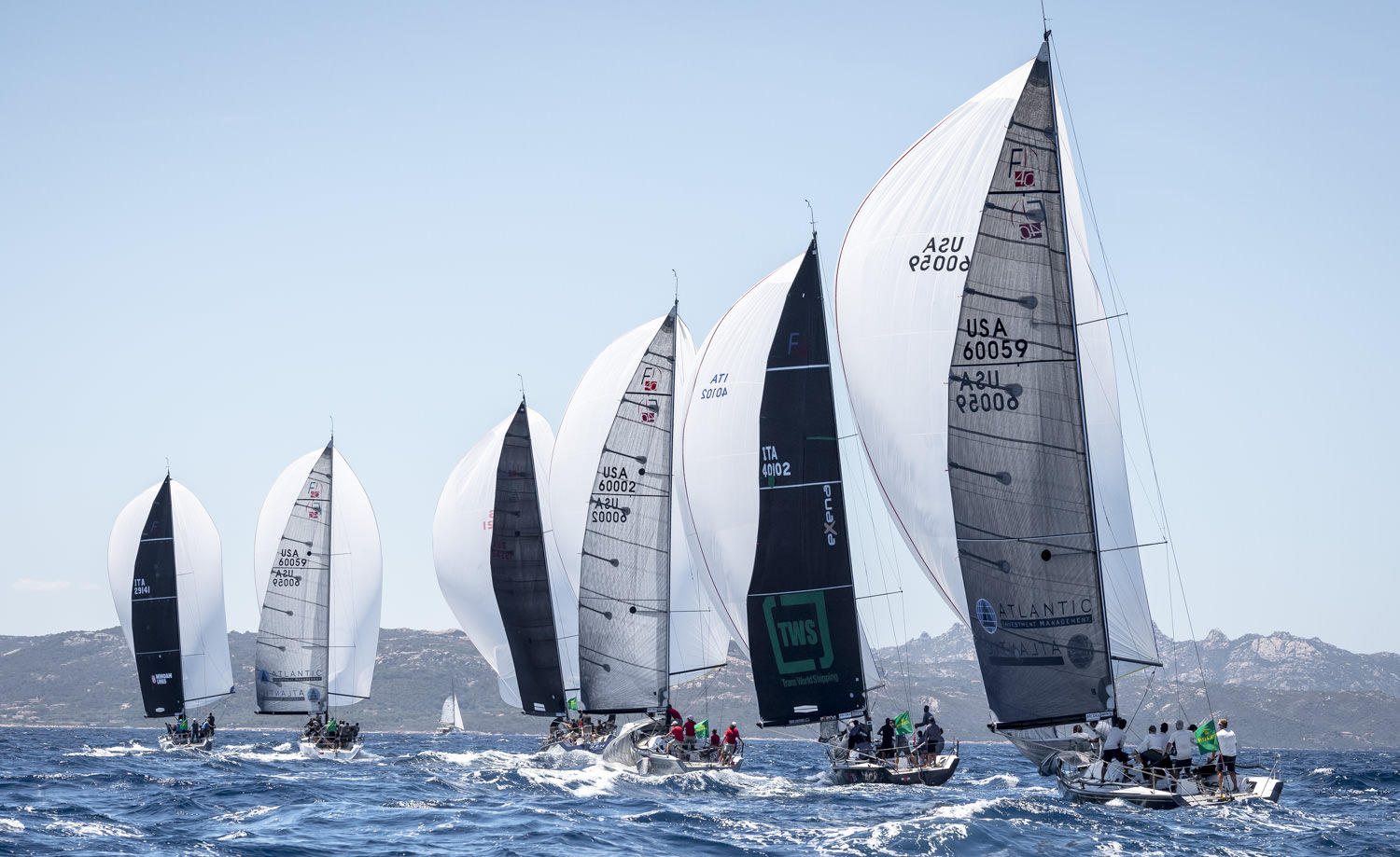 Rolex Farr 40 World Championship - Images Final Day online - NEWS - Yacht Club Costa Smeralda