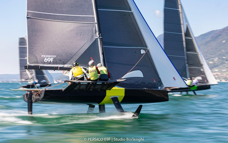 Esordio con podio per Young Azzurra  - NEWS - Yacht Club Costa Smeralda