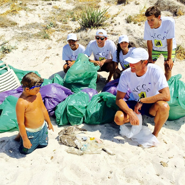 YCCS CLEAN BEACH DAY  - NEWS - Yacht Club Costa Smeralda
