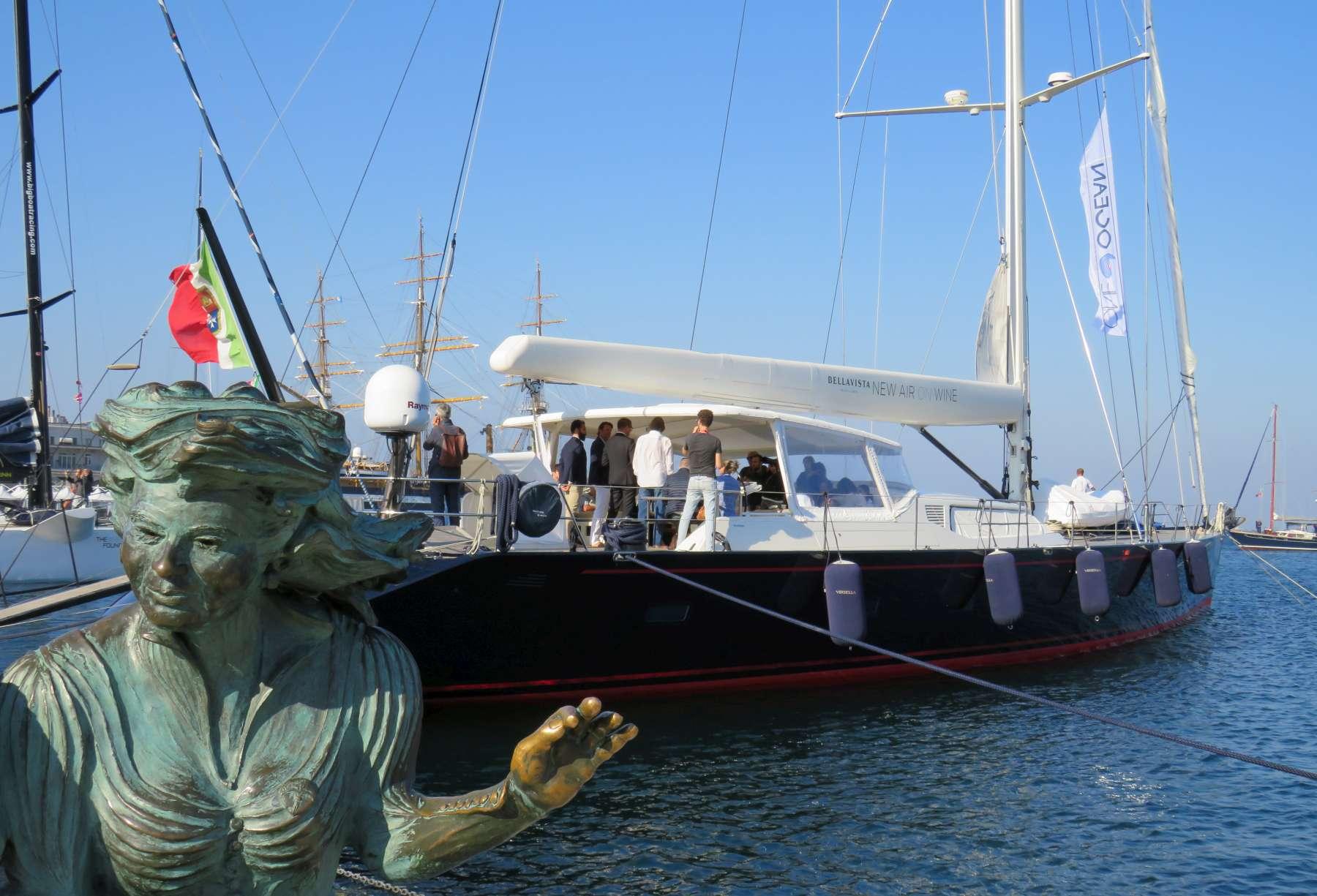 One Ocean Foundation e Barcolana insieme sul S/Y Viriella - NEWS - Yacht Club Costa Smeralda