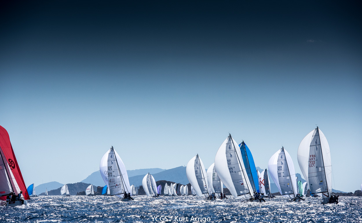 Audi J/70 World Championship - Images race Day 3 online  - NEWS - Yacht Club Costa Smeralda