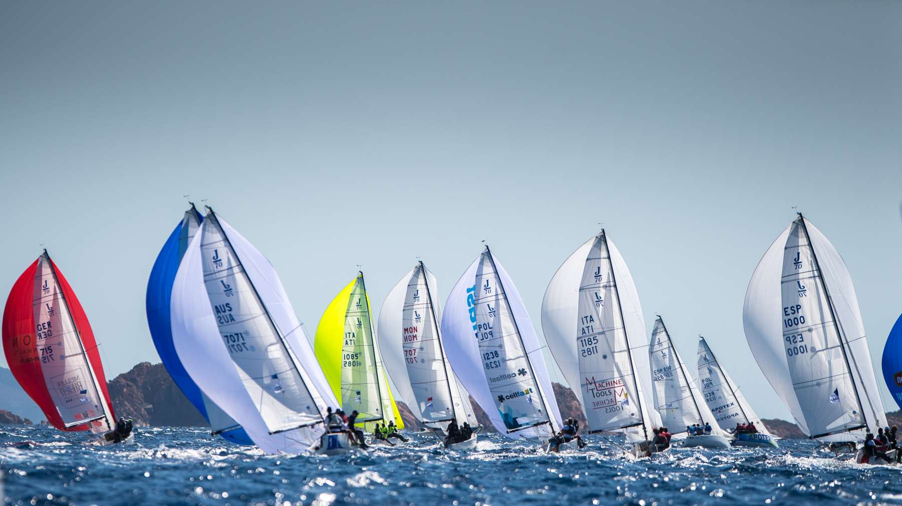 Audi J/70 World Championship - Images race Day 4 online - NEWS - Yacht Club Costa Smeralda