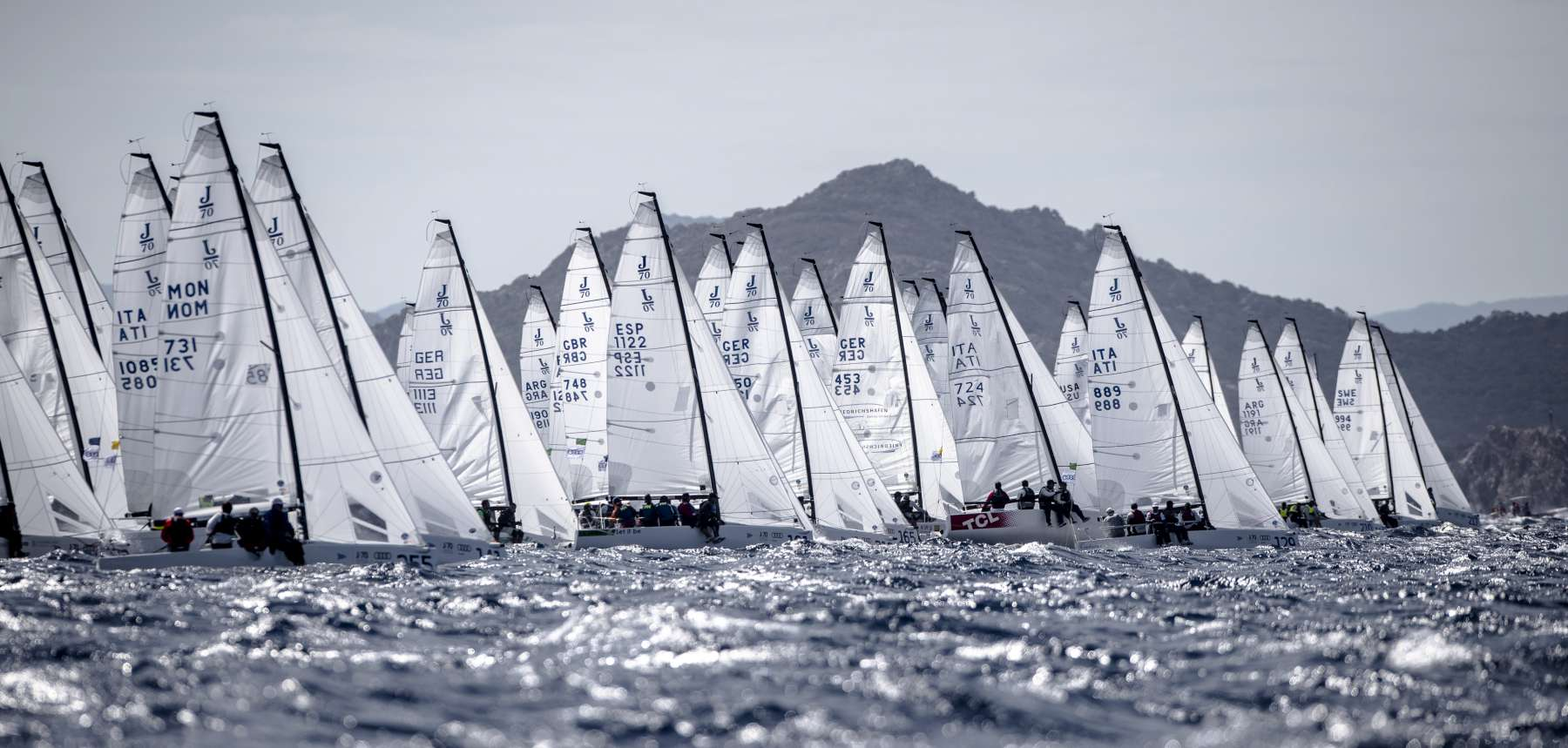 Audi J/70 World Championship - Final Day Video online - NEWS - Yacht Club Costa Smeralda
