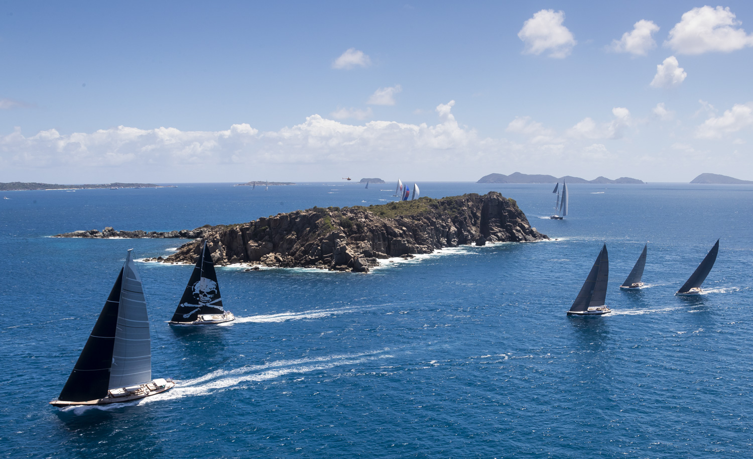 Highlights Video Loro Piana Caribbean Superyacht Regatta & Rendezvous 2017 Online - NEWS - Yacht Club Costa Smeralda