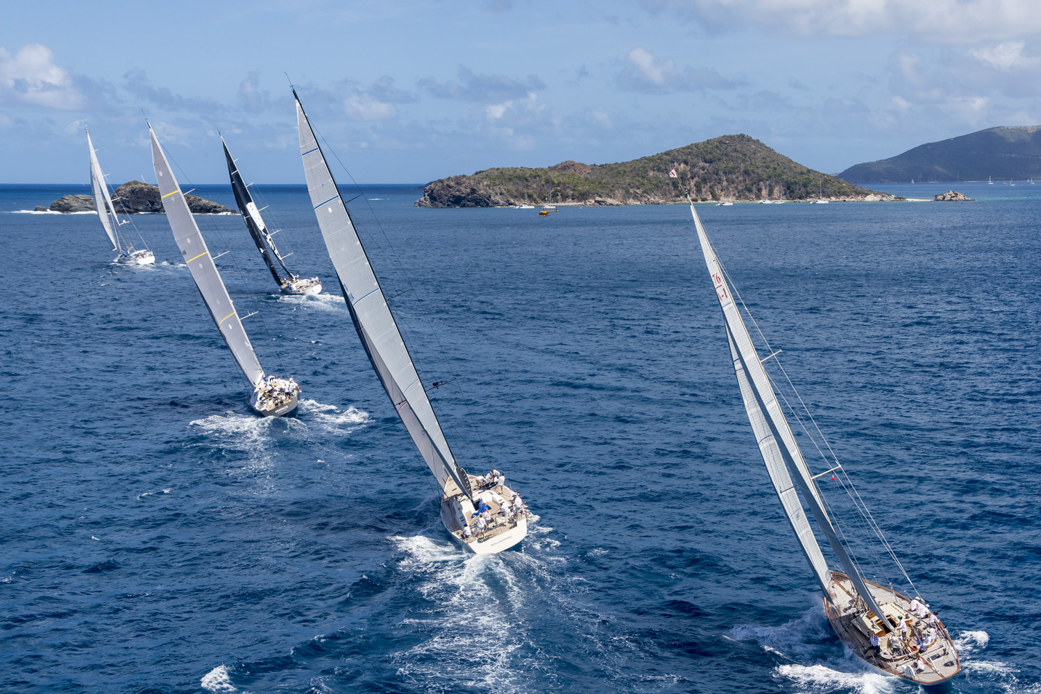 Images 13 March online - Loro Piana Caribbean superyacht Regatta & Rendezvous - NEWS - Yacht Club Costa Smeralda