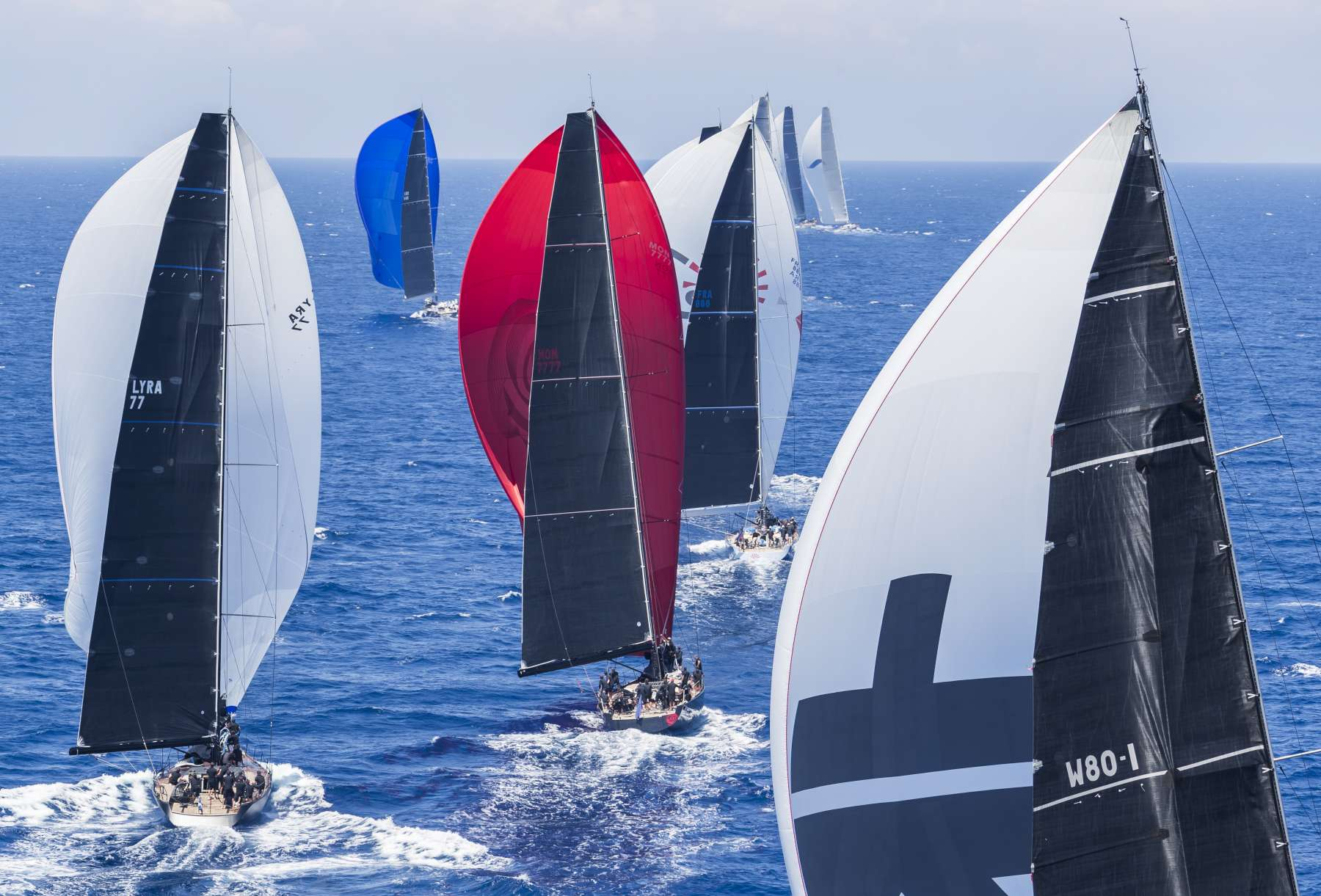 Notice of Race for the Superyacht Regatta 2018 now online - NEWS - Yacht Club Costa Smeralda